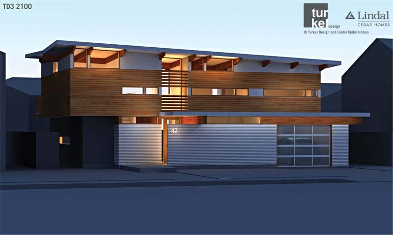the designer joel turkel will be presenting the home plans including the one - Cedar Home Designs
