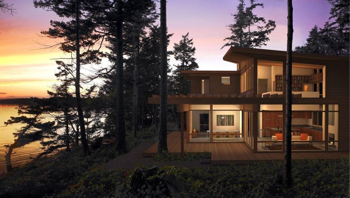 TD3 2400 lakeside rendering: click to enlarge