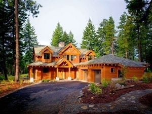 House plan number 39787 in Suncadia, Washington, featured in MSN.com's kit home review.