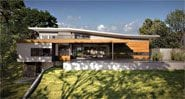 One of the latest Dwell Homes Collection plans.
