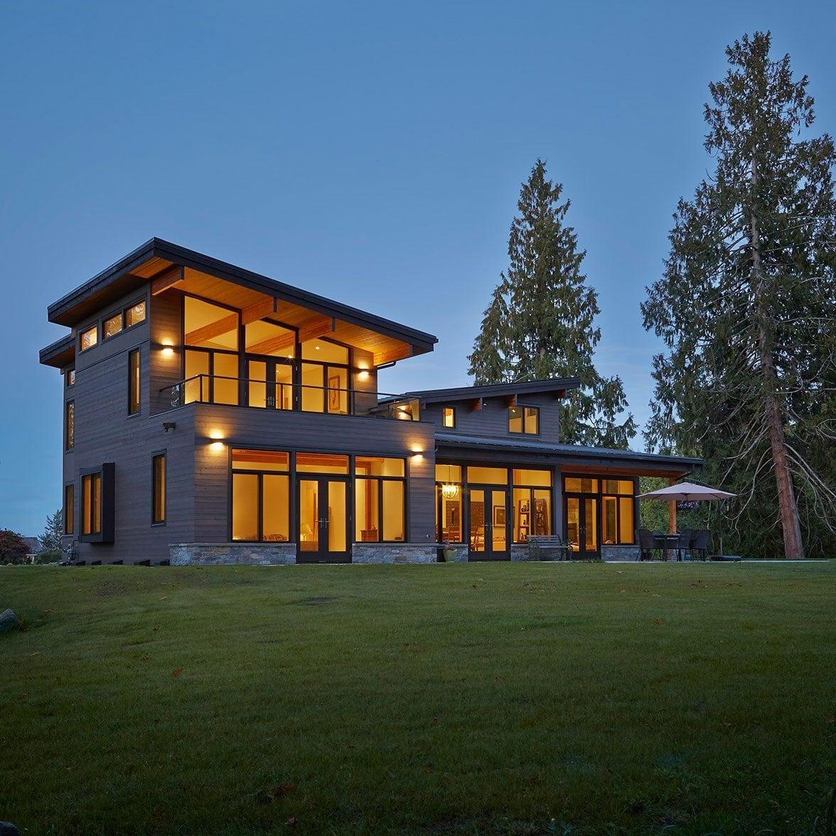 Modern Prefab Home Webinar Lindal Cedar Homes