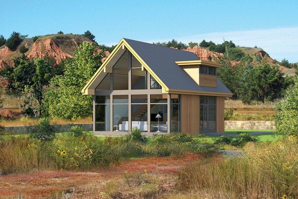 Seattle dadu seattle adu backyard cottages small homes for Prefab homes seattle