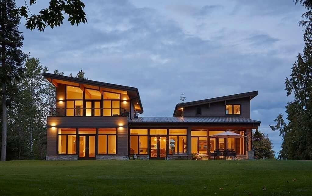 Elements Cascade 2493 Modern Home with Studio ADU