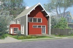 ZeroEnergy Design Sustainable House