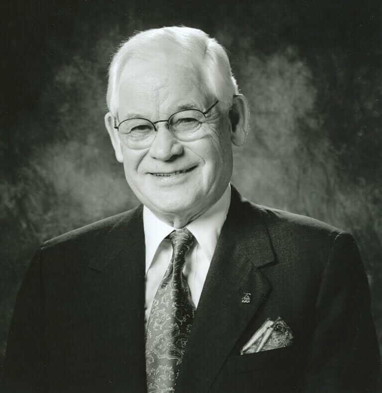 Sir Walter Lindal (1919-2011)