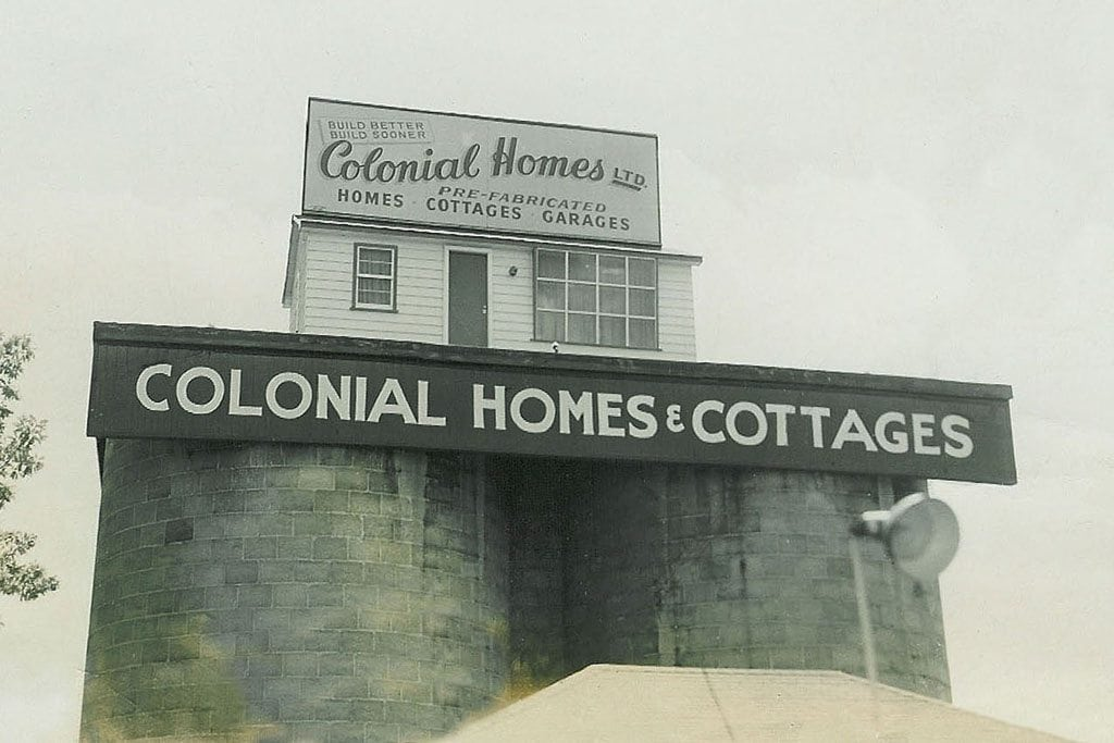 13-Colonial Homes