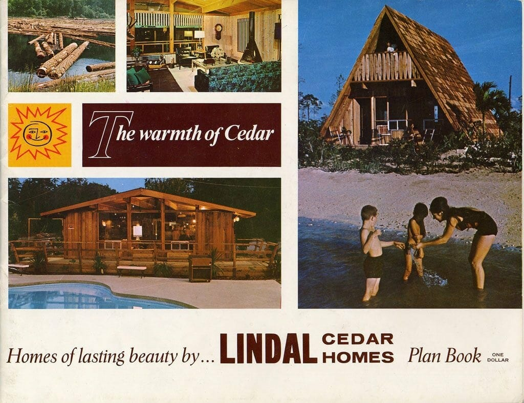 1967 Home Design Plan Book