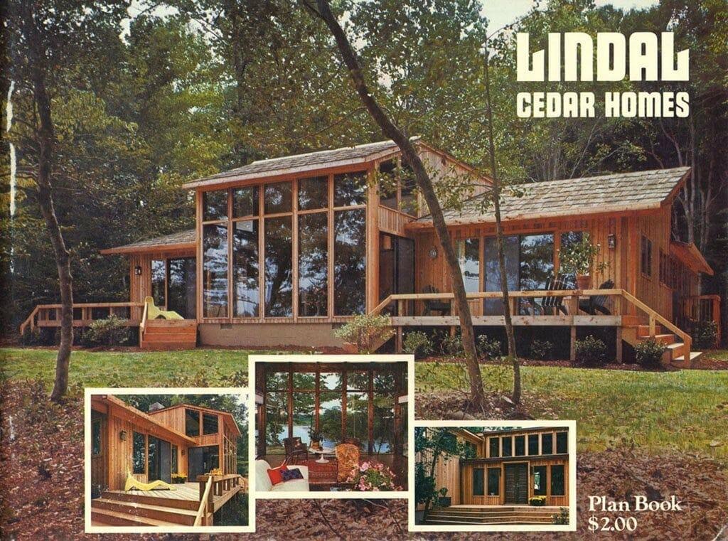 About Lindal Cedar Homes – Lindal Log Home Plans