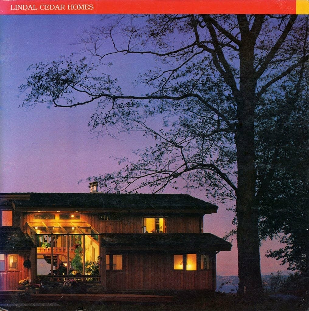 1984 Home Design Plan Book