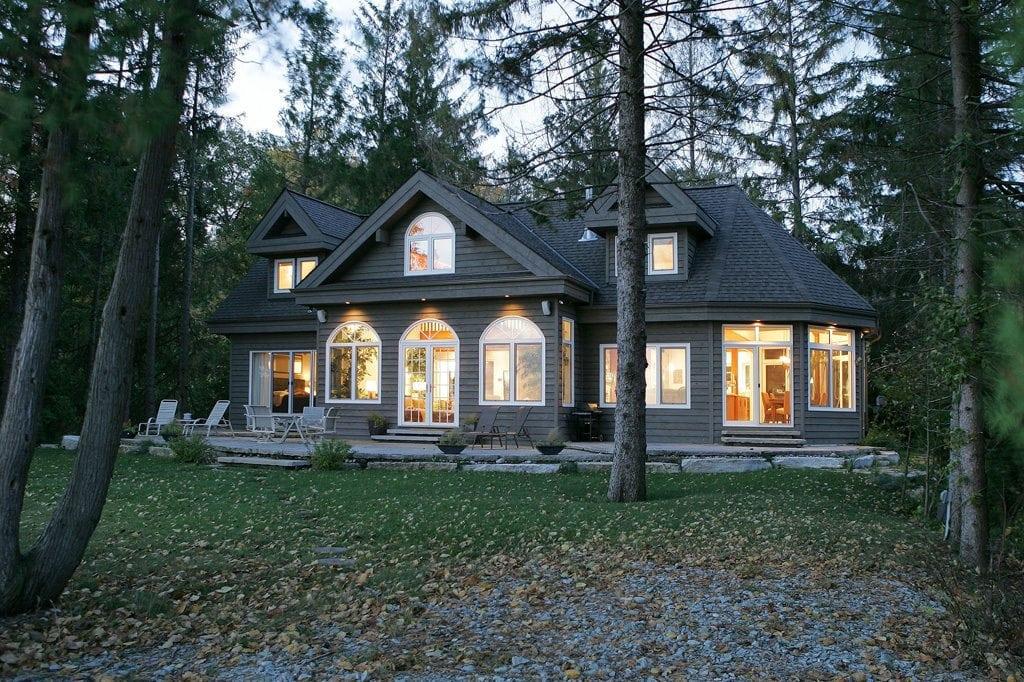Muskoka Ridge Lindal Cedar Homes
