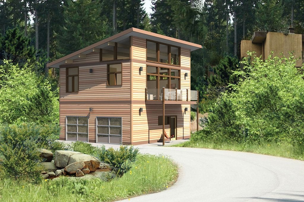 Seattle dadu seattle adu backyard cottages small homes for Adu house plans