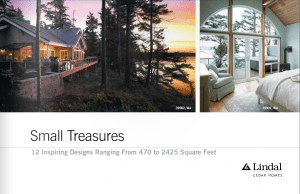 Small Treasures: Small Lindal Homes