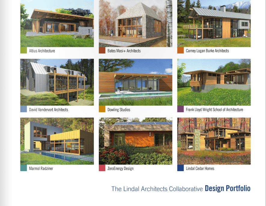 Lindal Architects Collaborative E-Book