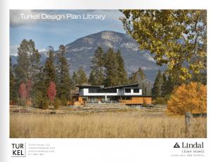 Turkel Design for Lindal Cedar Homes