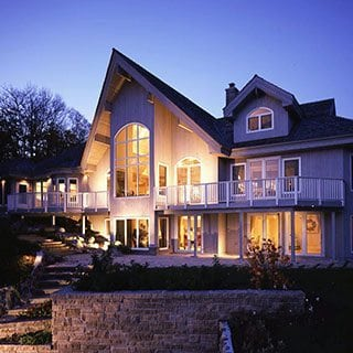 Images Of Homes lindal cedar homes - custom home design and build