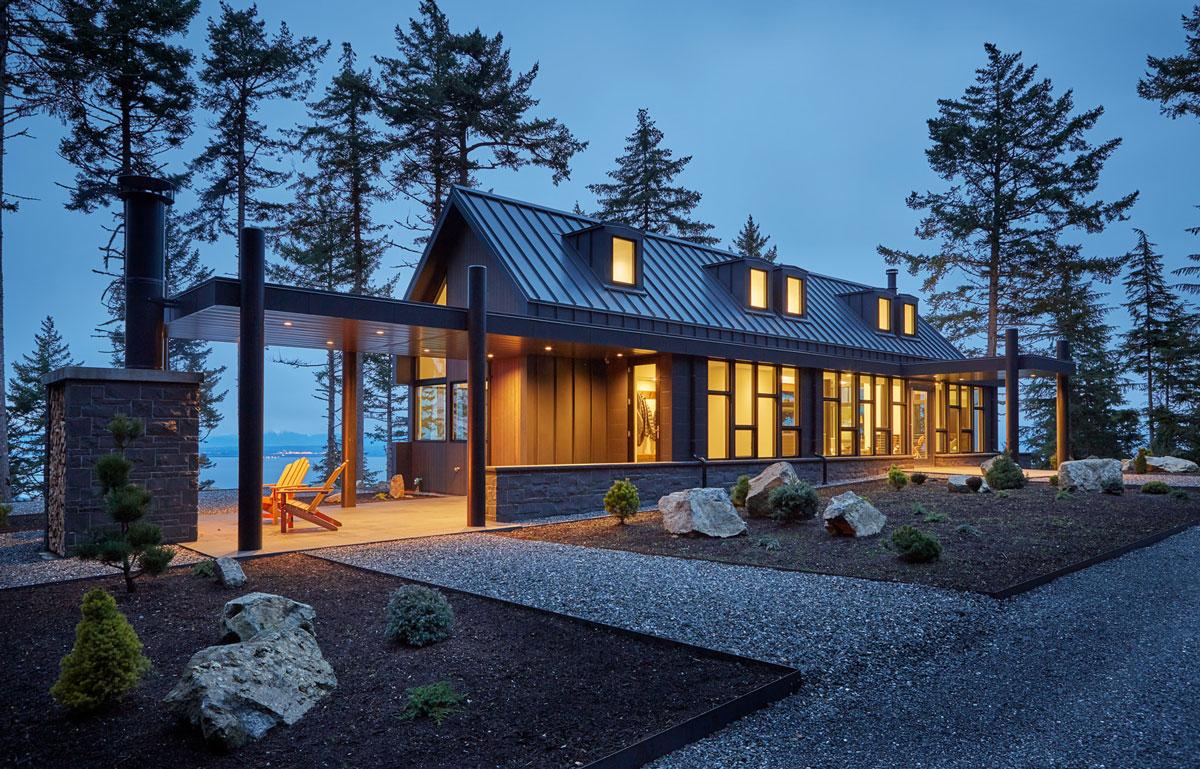 architect-designed homes architects collaborative