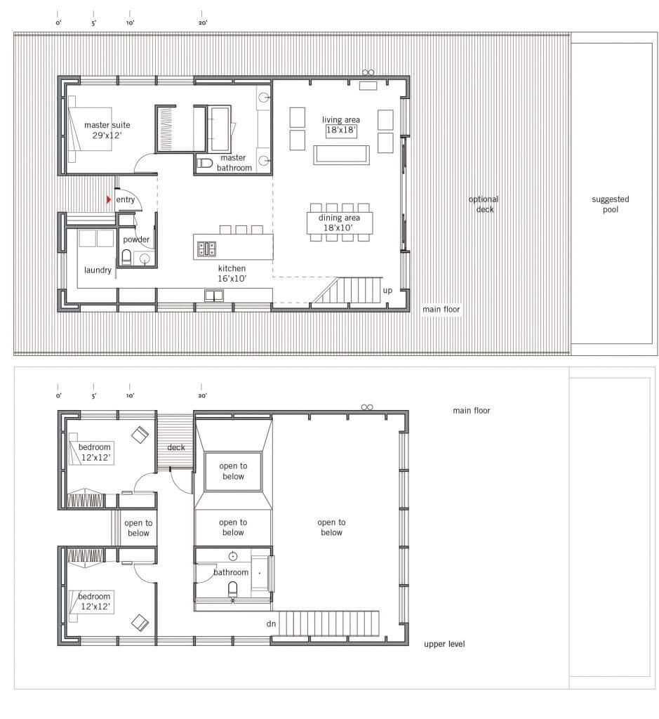 Bates Masi design for Lindal Cedar Homes