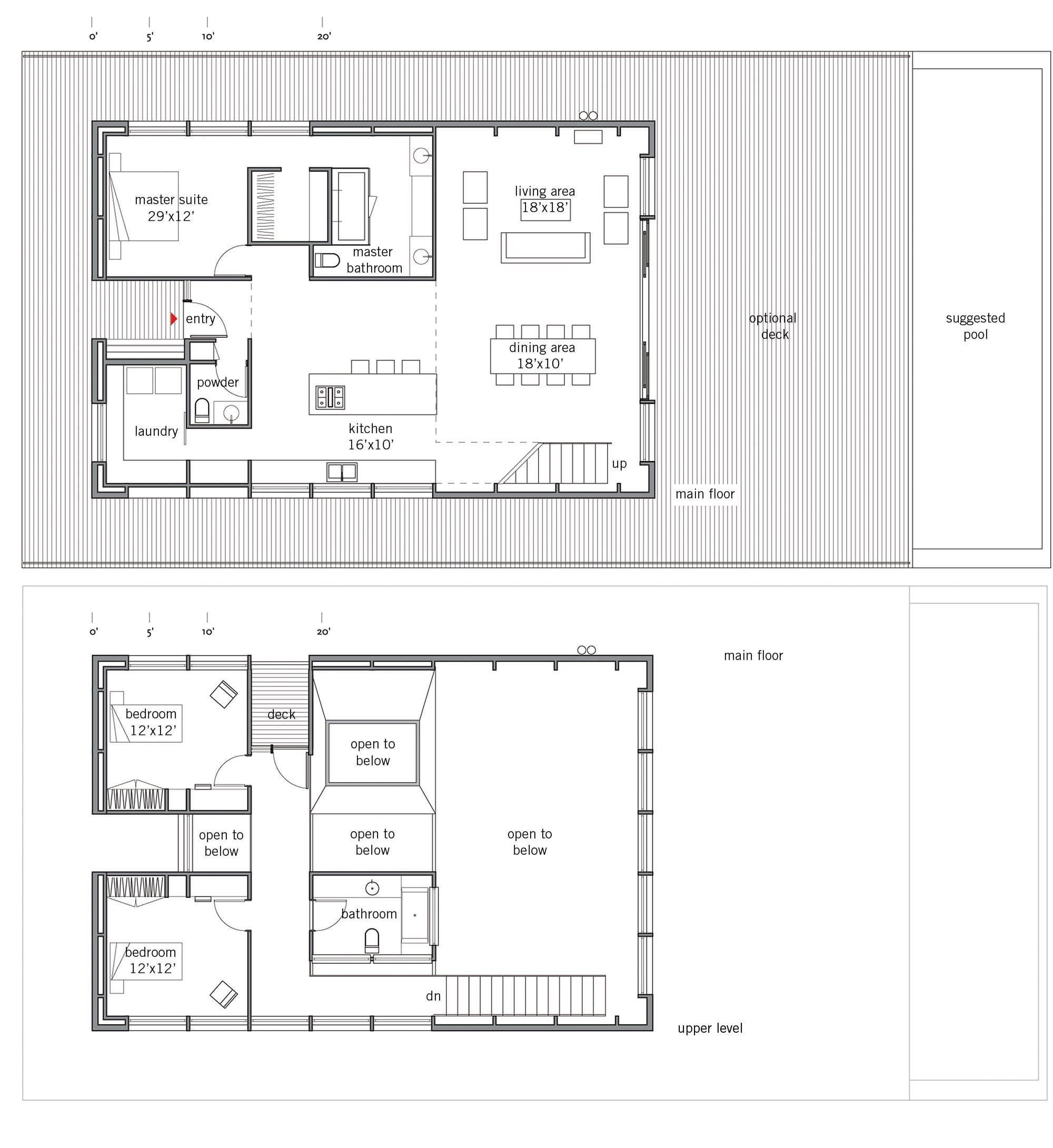 Bates Masi Architects Home Design for the Lindal Architects – Lindal Cedar Home Floor Plans