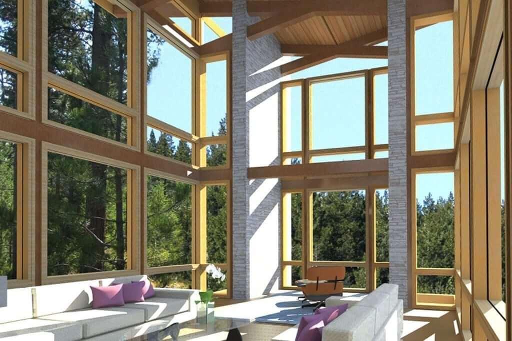 Taliesin 2840 architect designed home