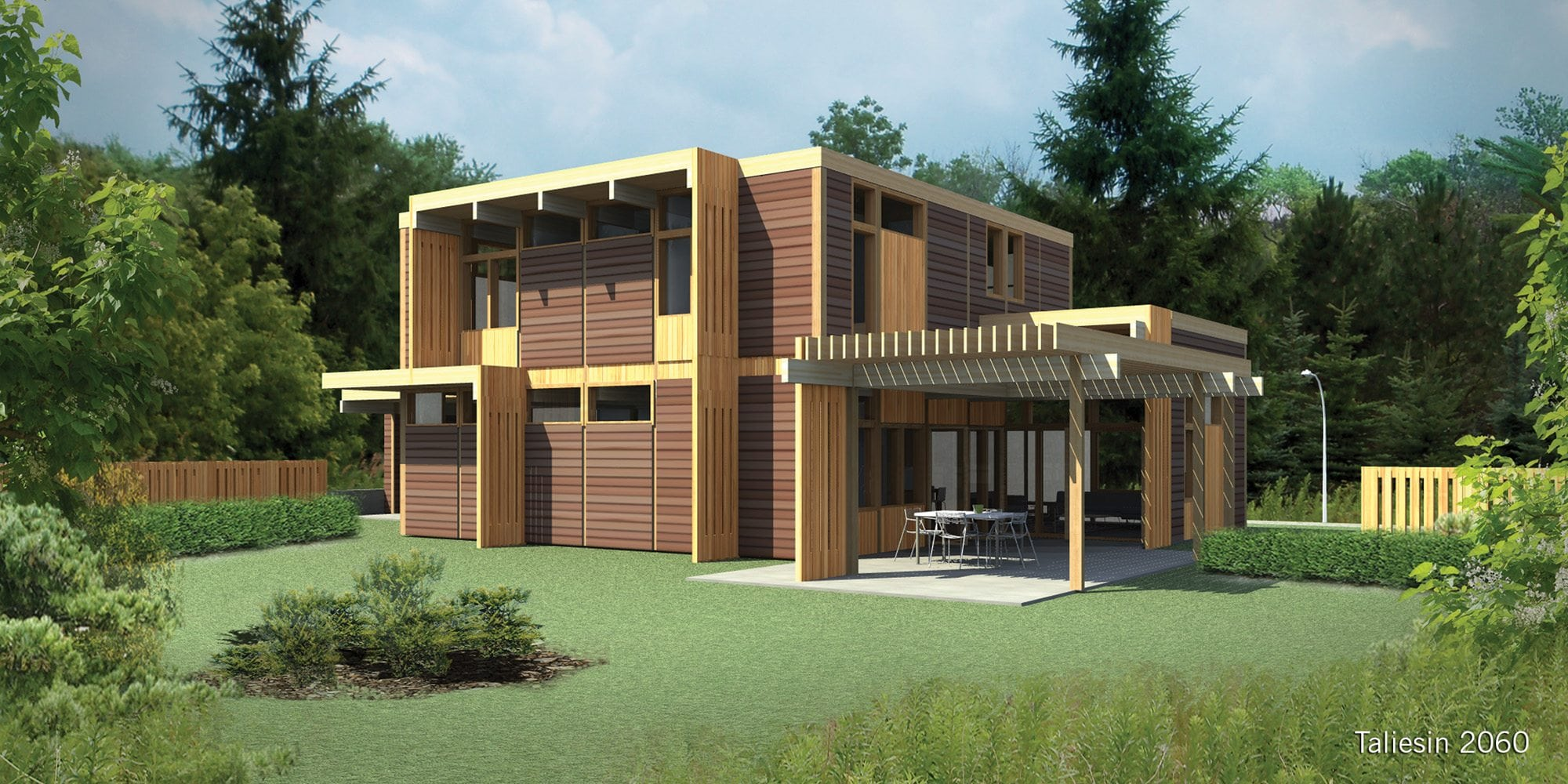 Architectural house plans lindal architects collaborative for Lindal homes floor plans