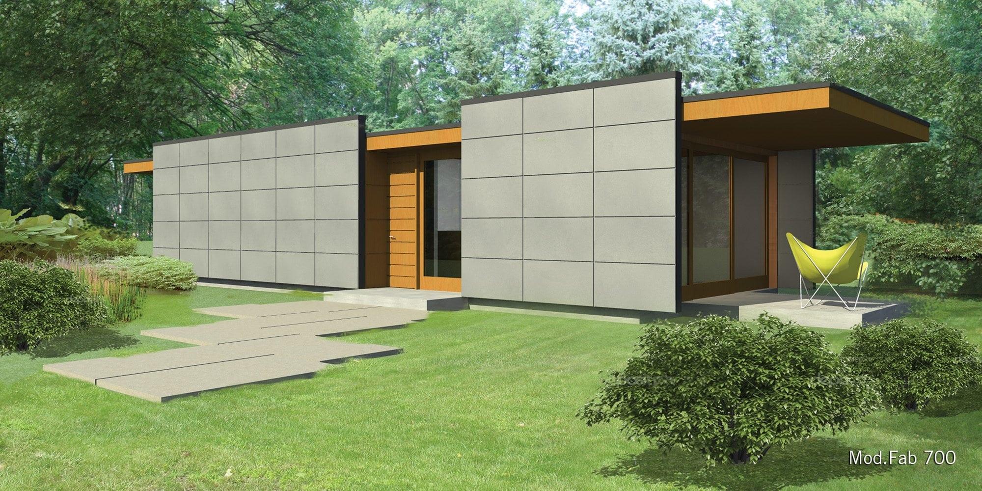 Mod Fab 700 Lindal Cedar Homes