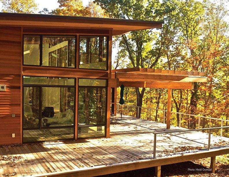 Business opportunities lindal cedar homes independent for Lindal log cabin homes