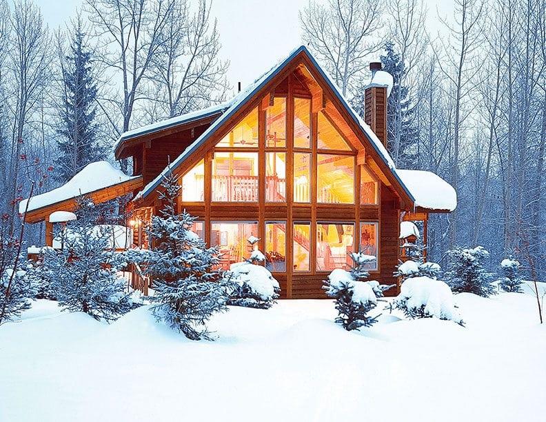 Business opportunities lindal cedar homes independent for Lindal cedar home plans