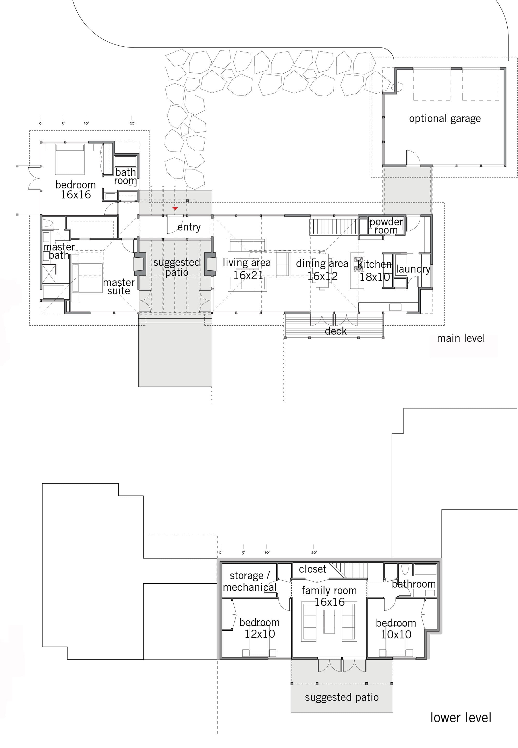 david vandervort 2790 home design floor plan