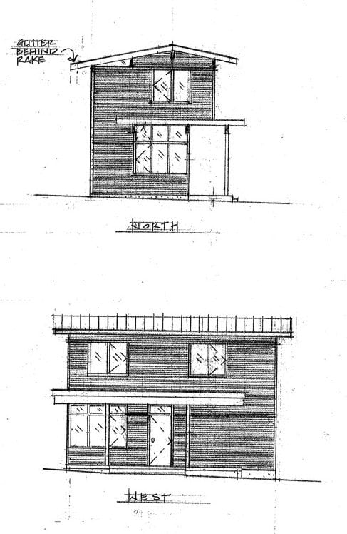 Seattle DADU sketch of front and side views_blog