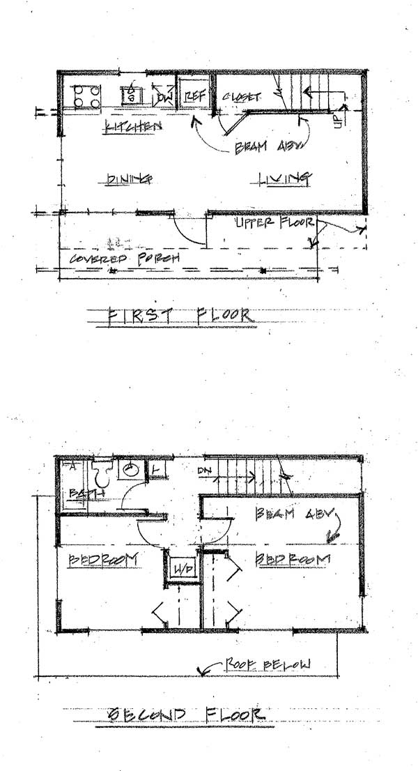 DADU Floor Plan
