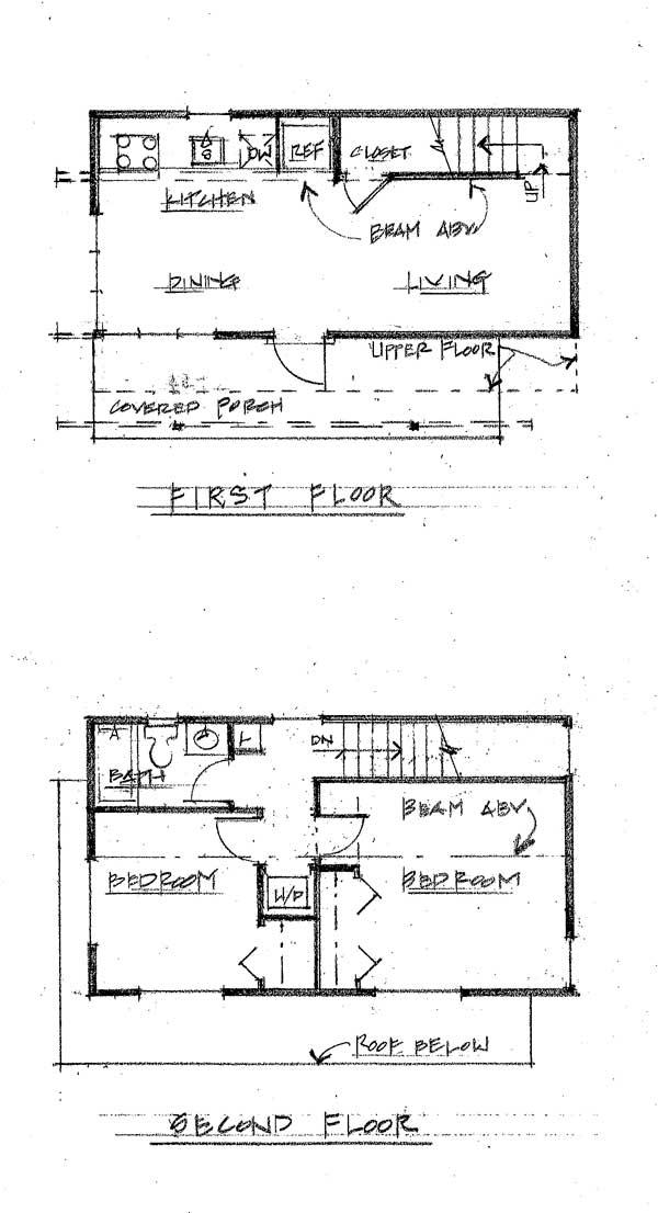 Seattle dadu seattle adu backyard cottages small homes for Lindal homes floor plans