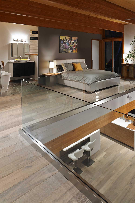 Custom Elements Modern Home Design Seafoam 70670