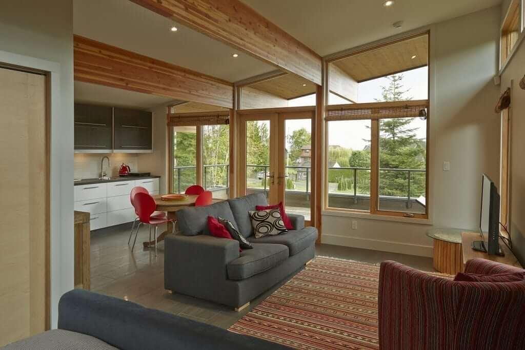 Cascade 2493 Modern Home Studio Interior 2