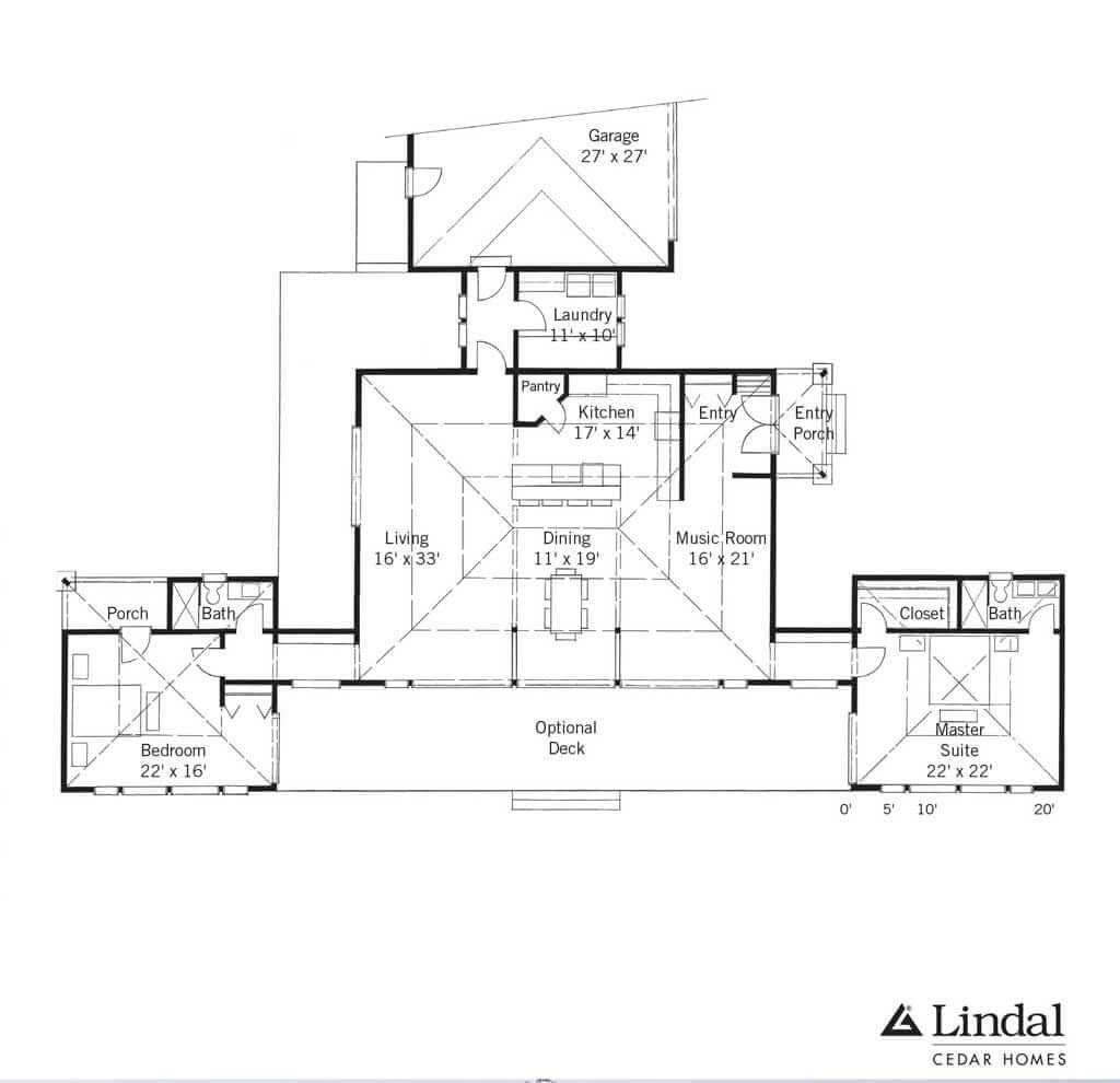 Prairie Sun Lindal Cedar Homes – Lindal Cedar Home Floor Plans