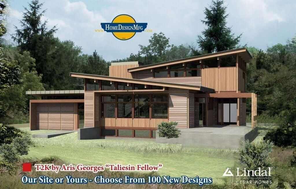 HOMEDESIGNMFGCOM Custom Cedar Home Designs