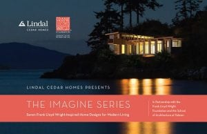 Frank Lloyd Wright-Inspired Homes: The Lindal Imagine Series