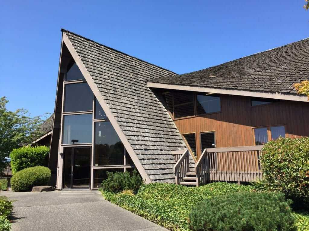 Lindal Cedar Homes corporate HQ