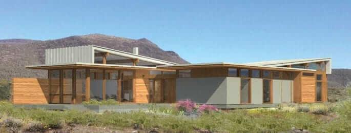 Om Studio didyma one-story home