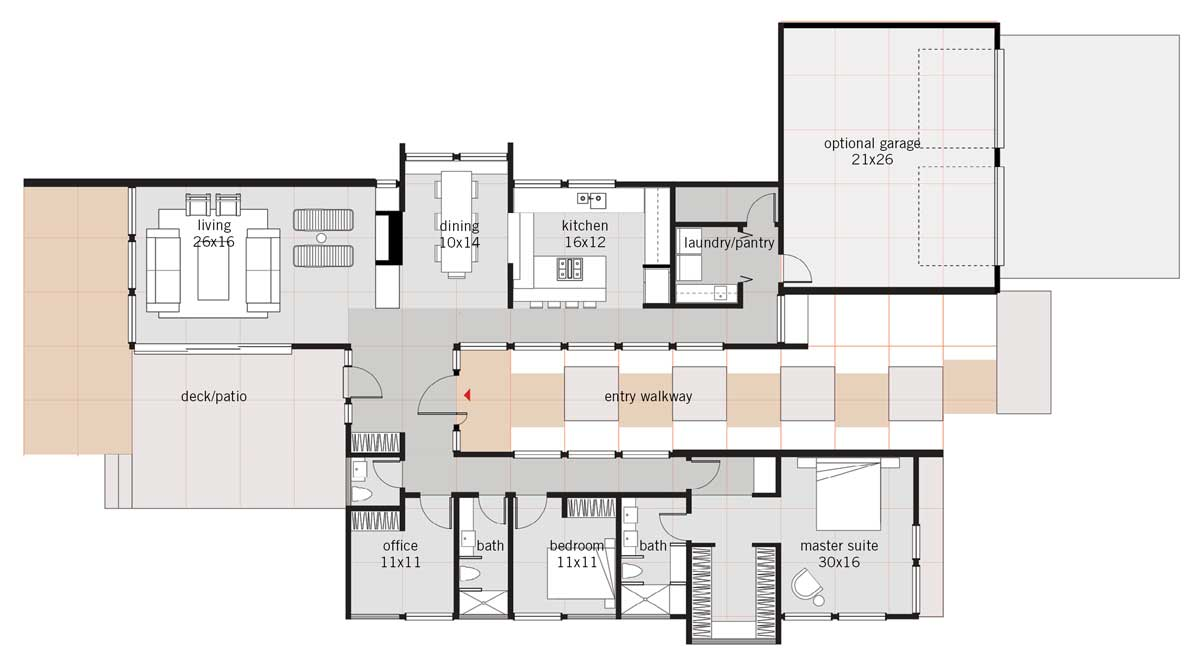 didyma floor plan OM Studio