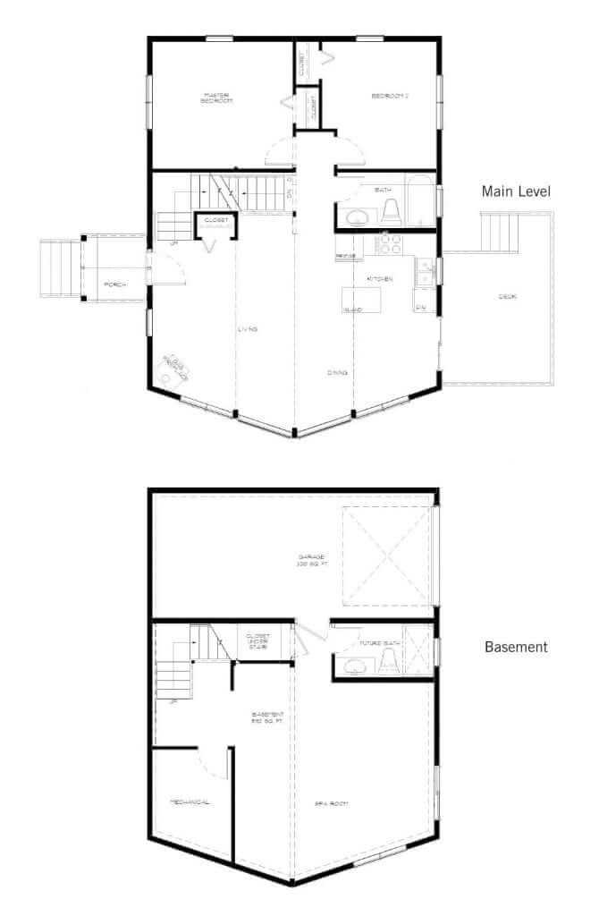Small Classic Home