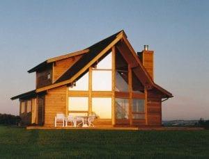 Quck Ship Classic Teton Small Home