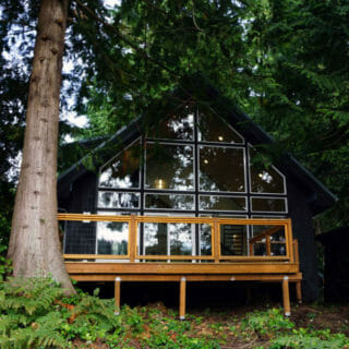 Lindal Cedar Homes Review: A Waterfront Cabin in the Woods