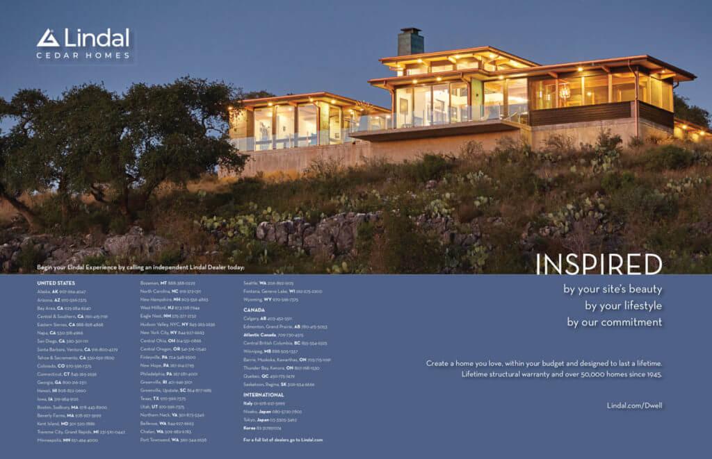 Dwell Magazine Ad