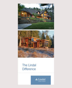 The Lindal Difference: Compare Our Offerings!