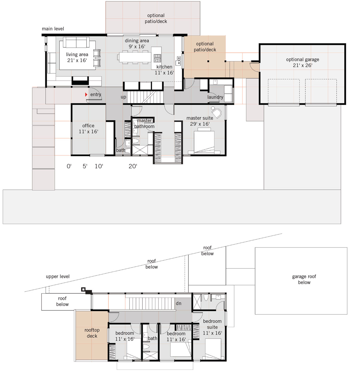 Oikos Floor Plan OM Studio