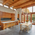 41352 Elements Contemporary house kitchen