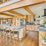 41852 Classic Capistrano Interior View into Kitchen