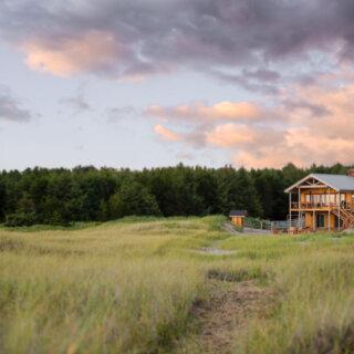 A Peaceful Farmhouse