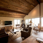 41578 Traditional Custom Interior Living Room