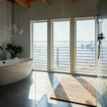 41758 Beach House Master Bathroom 2